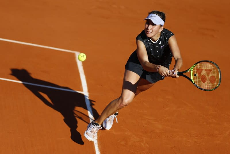 Bencic books Shenzhen spot as 'McCoco' win another title