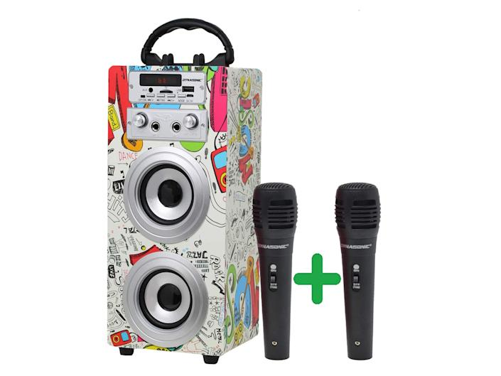 Belt out your favourite songs with this kitAmazon