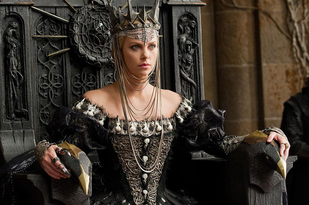 "Charlize Theron in Universal Pictures' ""Snow White and the Huntsman"" - 2012"