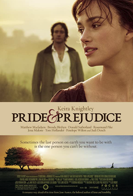 "<p>""You have bewitched me, body and soul, and I love… I love… I love you.""<em><br></em></p><p><em>—Pride And Prejudice </em>(2005)</p>"