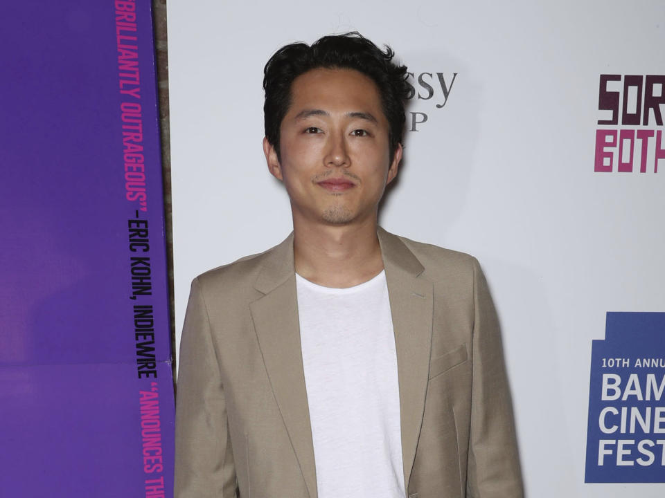 Nominees for the 93rd Annual Academy Awards (Oscars) - ceremony to be held Sunday, April 25th, 2021 - Steven Yeun nominated for Best Actor In A Leading Role for