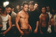 """<p>""""First rule of Fight Club is you do not talk about Fight Club"""" – <em>Fight Club</em></p>"""