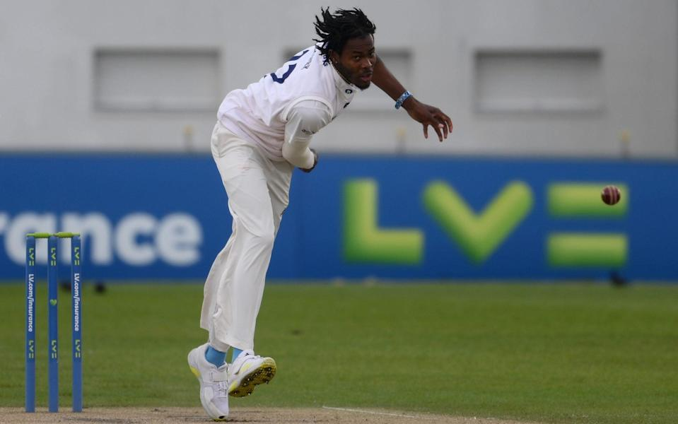 Jofra Archer - GETTY IMAGES
