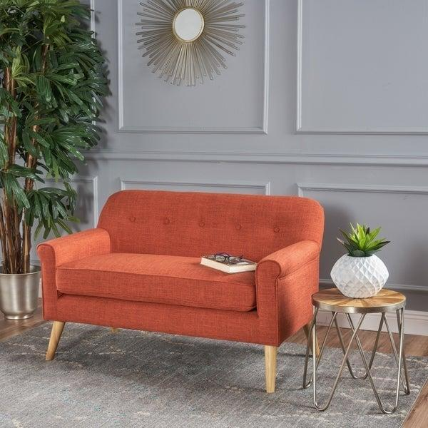 "<h2>Overstock</h2><br><h3>Best Loveseat Deals</h3><br><strong>Sale</strong>: Take an extra 20% off loveseats, sofas, sectionals, and more home furniture<br><strong>Dates</strong>: Now - Limited Time<br><br>Overstock's <a href=""https://www.overstock.com/spring-into-savings-sale"" rel=""nofollow noopener"" target=""_blank"" data-ylk=""slk:Spring Into Savings sale event"" class=""link rapid-noclick-resp"">Spring Into Savings sale event</a> is taking an extra 20-25% off a select round-up of items. The loveseat of your dreams could be on super sale on Overstock's site right now.<br><br><em>Shop</em> <a href=""https://www.overstock.com/Home-Garden/Loveseats/On-Sale,/sale,/31098/subcat.html"" rel=""nofollow noopener"" target=""_blank"" data-ylk=""slk:Loveseats"" class=""link rapid-noclick-resp""><strong><em>Loveseats</em></strong></a><br><br><strong>Christopher Knight Home</strong> Mariah Mid-Century Fabric Loveseat, $, available at <a href=""https://go.skimresources.com/?id=30283X879131&url=https%3A%2F%2Fwww.overstock.com%2FHome-Garden%2FMariah-Mid-Century-Fabric-Loveseat-by-Christopher-Knight-Home%2F16688216%2Fproduct.html"" rel=""nofollow noopener"" target=""_blank"" data-ylk=""slk:Overstock"" class=""link rapid-noclick-resp"">Overstock</a>"