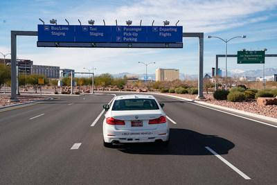 Aptiv awarded access to pick up and drop off a select group of passengers via its self-driving vehicles at the McCarran International Airport in Las Vegas. McCarran joins the list of over 3,400 popular destinations that Aptiv's self-driving vehicles currently service in Las Vegas.