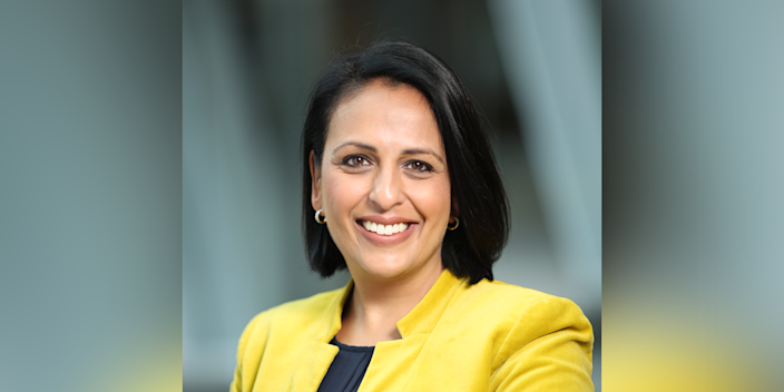 37) Divya Steinwall, director, head of sales enablement & business management for iShares Canada, BlackRock Asset Management. Photo: BlackRock Asset Management
