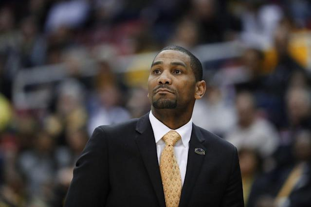 LaVall Jordan is Butler's choice to replace Chris Holtmann. (AP)