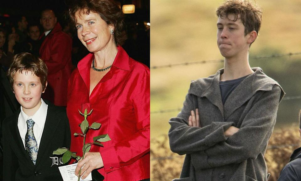 <p>Celia Imrie and Benjamin Whitrow's 23-year-old son has been quietly earning roles on the small screen in the likes of Kingdom on ITV and The Hollow Crown on BBC One. He'll also be appearing in The King Who Would Be King next year as the younger version of Patrick Stewart's Merlin. </p>