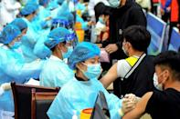 China has already approved four homegrown vaccines