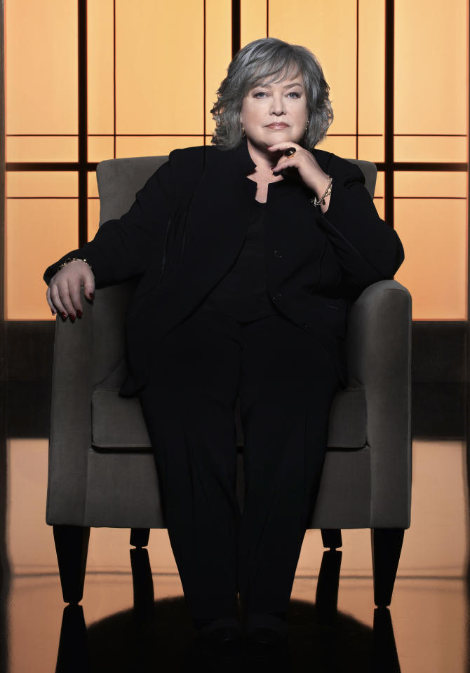 "Outstanding Lead Actress in a Drama Series: Kathy Bates, ""Harry's Law"""