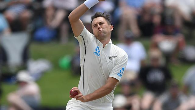 New Zealand welcome back Trent Boult and have included Tom Blundell for the second Test against Australia.