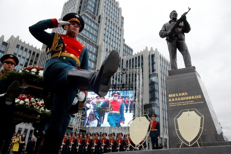 Six months before his death Kalashnikov expressed regret for his role in making the world's most commonly used rifle