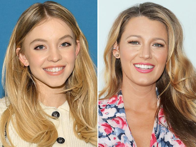 3b298e61d7af9 Blake Lively Wore Forever21 on the Red Carpet and Pretended it Was Vintage