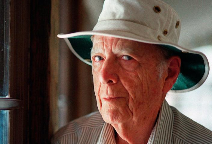"""Herman Wouk, whose taut shipboard drama """"The Caine Mutiny"""" lifted him to the top of the best-seller lists, where he remained for most of a career that extended past his 100th year thanks to page-turners like """"Marjorie Morningstar,"""" """"Youngblood Hawke"""" and the World War II epics """"The Winds of War"""" and """"War and Remembrance,"""" died on May 18, 2019. He was 103."""