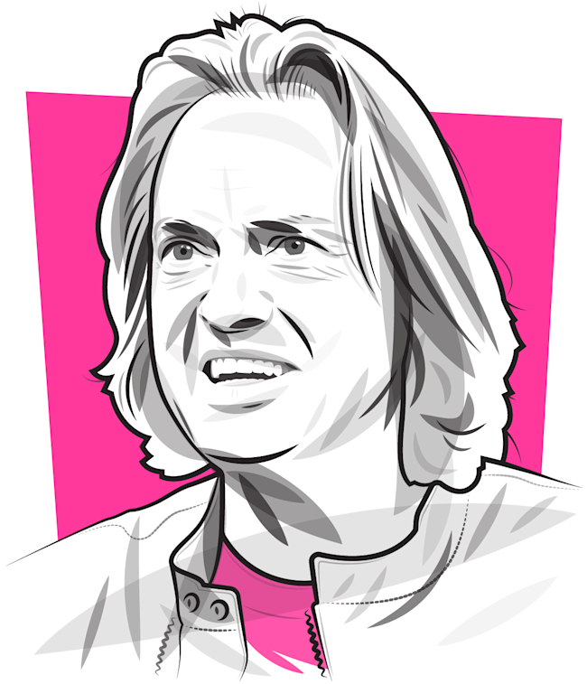 John Legere TBI Interview illustration