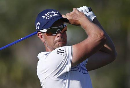 Stenson, DeChambeau tied for Bay Hill lead; Woods 7 back