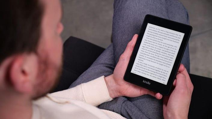 Best gifts to send 2021: Kindle Paperwhite.