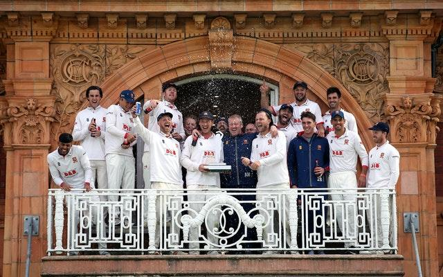 Essex secured yet another trophy