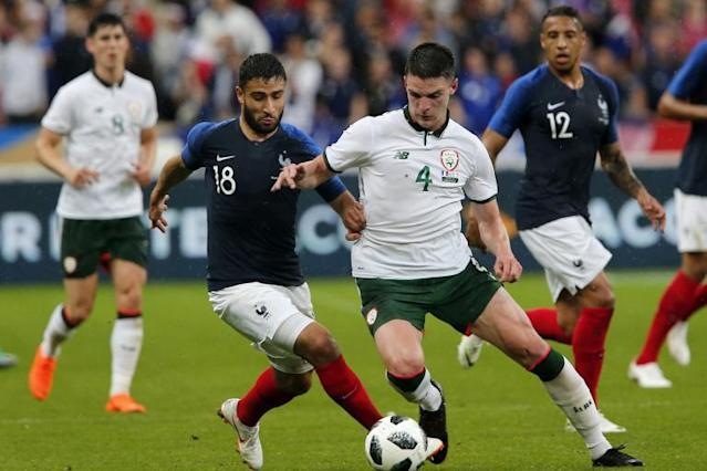 West Ham youngster Declan Rice unfazed by talk of Ireland captaincy