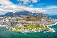 "There's so much to see in <a href=""https://www.cntraveler.com/story/how-south-africa-is-telling-its-story-through-tourism?mbid=synd_yahoo_rss"" rel=""nofollow noopener"" target=""_blank"" data-ylk=""slk:South Africa"" class=""link rapid-noclick-resp"">South Africa</a> alone—from tastings in the <a href=""https://www.cntraveler.com/story/winter-in-the-winelands-is-south-africas-best-kept-secret?mbid=synd_yahoo_rss"" rel=""nofollow noopener"" target=""_blank"" data-ylk=""slk:winelands"" class=""link rapid-noclick-resp"">winelands</a>, to Big Five game drives at the Sabi Sand Game Reserve. But David Rubin, a travel specialist at David Travel, says to take advantage of the 20-plus hours of plane travel it takes to reach Cape Town and combine that journey with a once-in-a-lifetime trip to the South Pole. It'll take a five-hour flight across the Southern Ocean to reach Antarctica, then another seven-hour flight to the South Pole, but the reward is being ""transported to another world,"" says Rubin. To do this journey with an epic overnight at the <a href=""https://white-desert.com/"" rel=""nofollow noopener"" target=""_blank"" data-ylk=""slk:White Desert"" class=""link rapid-noclick-resp"">White Desert</a> camp located on the South Pole itself (at 83 degrees latitude, to be exact), you'll need to coordinate with a specialist like Rubin at least a year in advance—these departures only operate between November 29 and January 31 each year, with less than one hundred spots available."