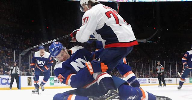 Capitals 6*, Islanders 4 (EN): From worst loss to worse-er loss