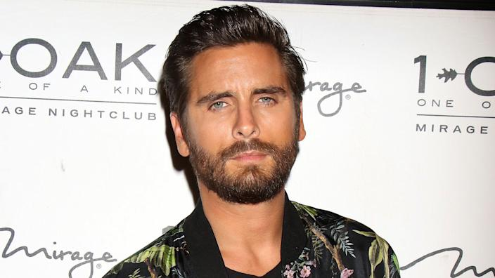 Scott Disick birthday celebration, 1 OAK at The Mirage, Las Vegas, America - 27 May 2016.