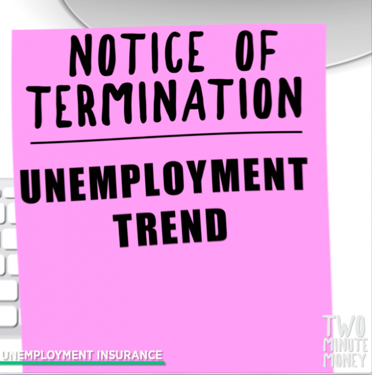 Two Minute Money How Unemployment Insurance Can Help Keep You