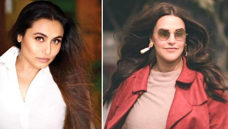 Neha Dhupia Supports Rani Mukerji's Stance on #MeToo and Sexual Harassment on Rajeev Masand's Chat Show