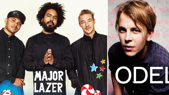 Sziget Festival 2017 : Major Lazer, Tom Odell, Two Door Cinema Club... Les premiers noms !