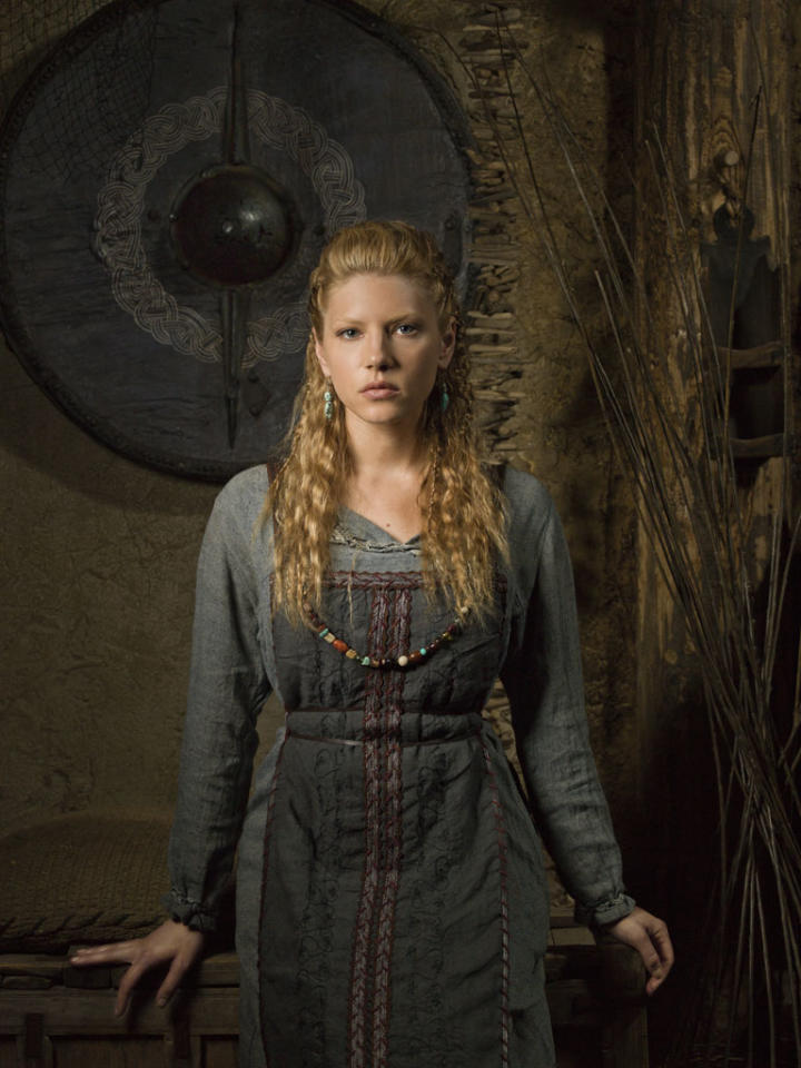 Lagertha - played by Katheryn Winnick