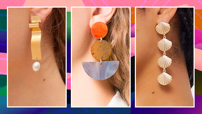 103 Summer Statement Earrings We're Eyeing, Because Yes, There Are That Many Worth Shopping Right Now