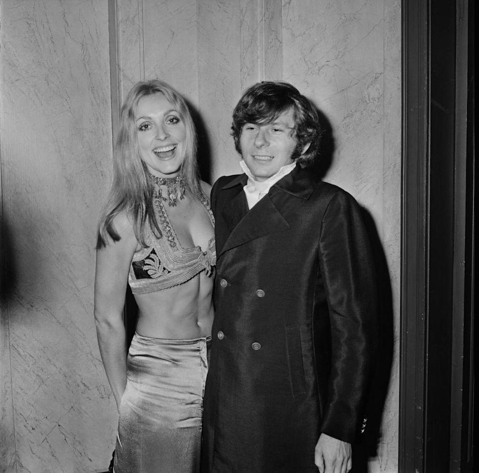 <p>In 1969, Tate and Polanski announced that they were expecting their first child together. </p>