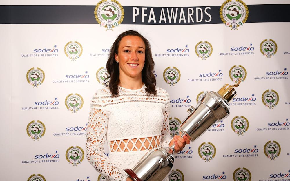 Lucy Bronze - Credit: PA