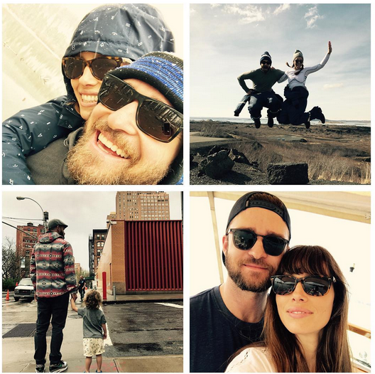 """<p>Jessica Biel paid tribute to Silas's dad (aka Justin Timberlake). """"To all the dads out there, including mine, who selflessly give their time and love to their families, I appreciate and salute you,"""" wrote <em>The Sinner</em> actress. """"And to my beloved husband, my adventure companion, my road dog, who works tirelessly for THIS family and gives of himself energetically and spiritually every day, I am eternally grateful for you and your love.<br />As Silas likes to say, 'You are so much cool.' I love you to the moon and back."""" (Photo: <a rel=""""nofollow"""" href=""""https://www.instagram.com/p/BVfeMYVlp5P/?taken-by=jessicabiel"""">Jessica Biel via Instagram</a>) </p>"""