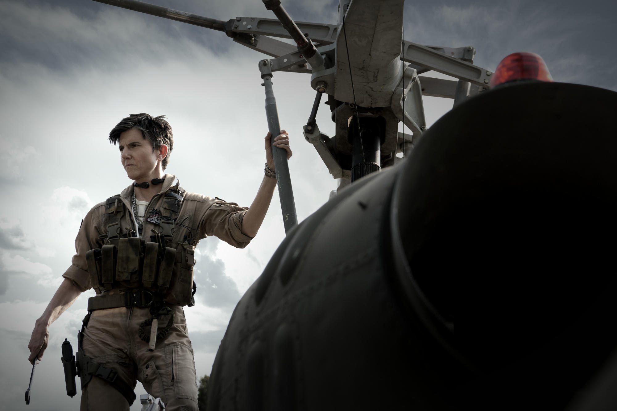 Tig Notaro on replacing Chris D'Elia in 'Army of the Dead': 'There should be consequences for bad behavior'