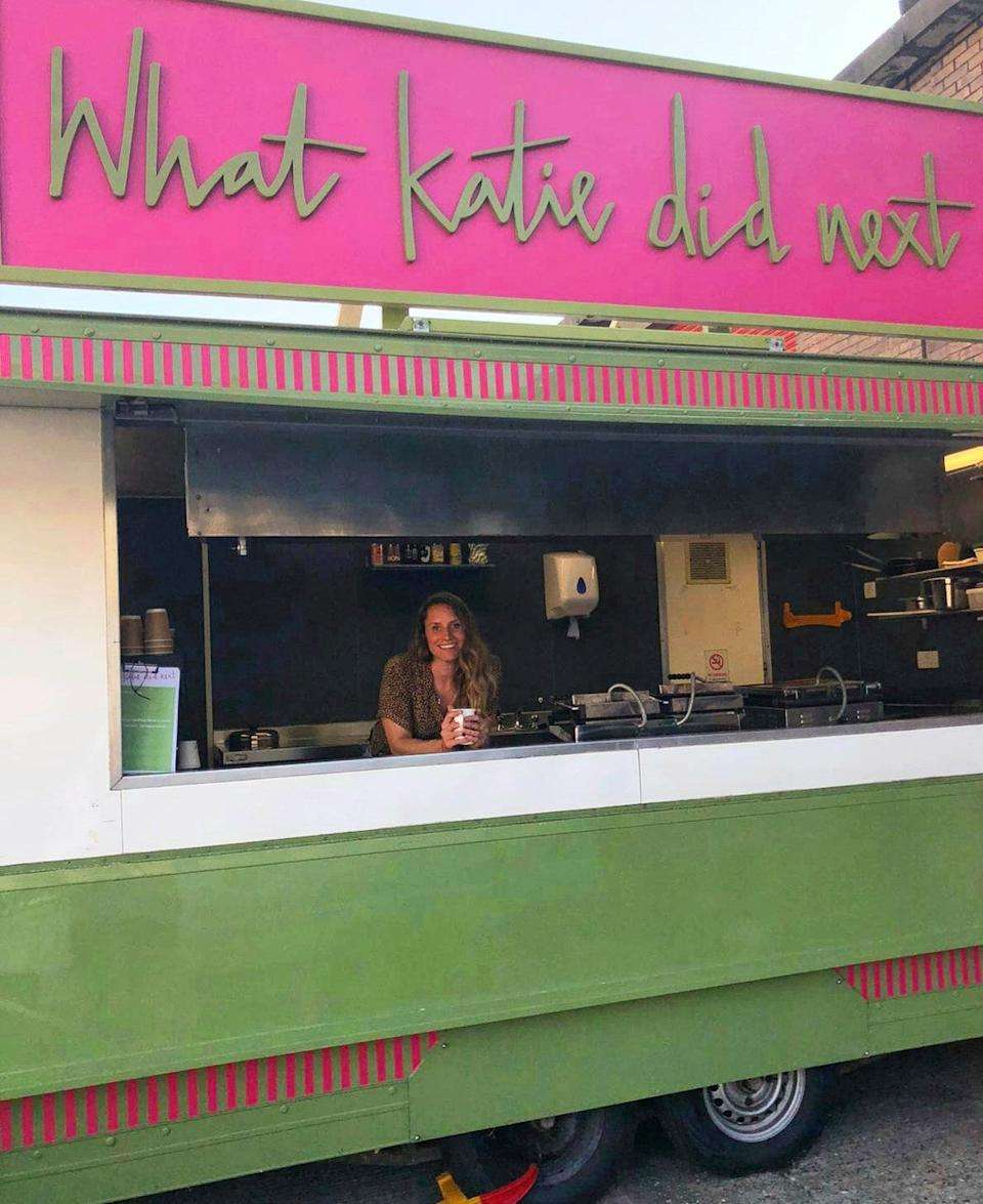 <p>Katie Holton says small firms should help each other</p>Katie Holton