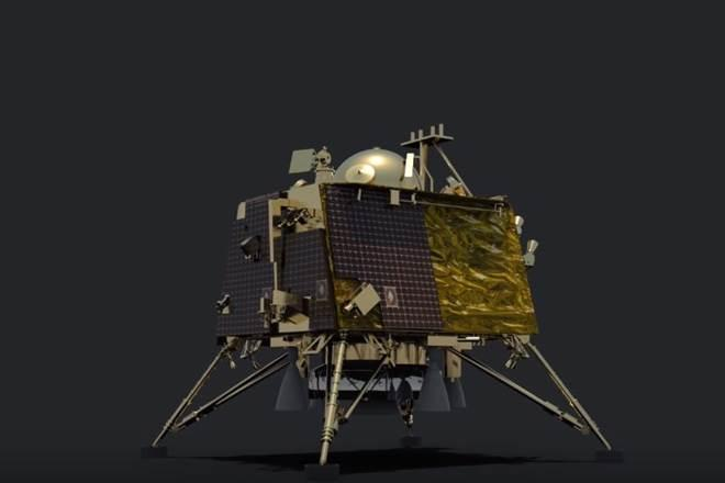 Chandrayaan 2, chandrayaan 2 lander location, chandrayaan 2 Vikram Lander found