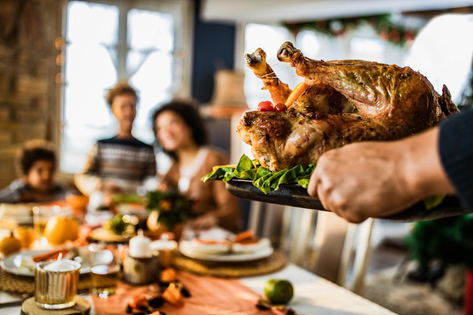 The coronavirus pandemic is making Thanksgiving festivities much more complicated this year. (Photo: Getty Creative stock photo)