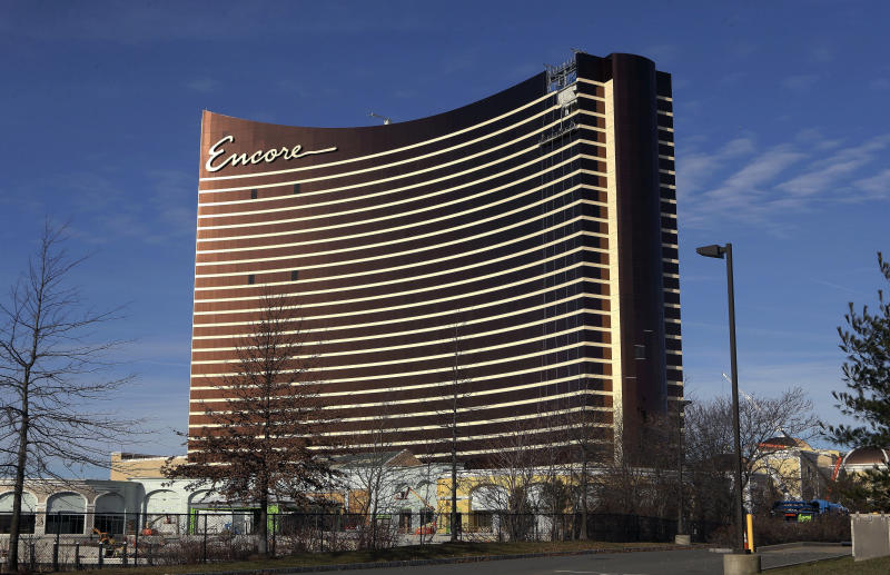 Wynn and MGM in talks about sale of Encore Boston casino