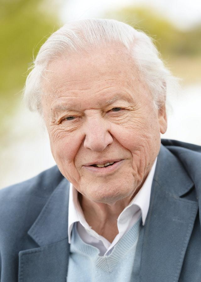 Sir David Attenborough Appointed A Knight Grand Cross By The Queen