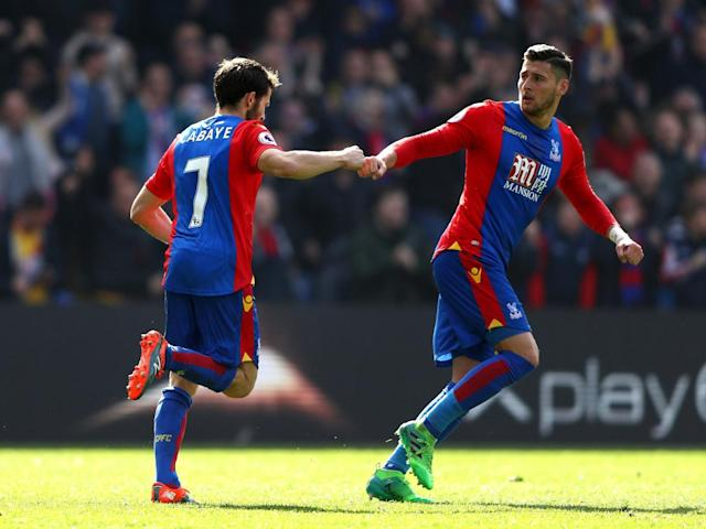 Cabaye put Palace back in the game (Getty)