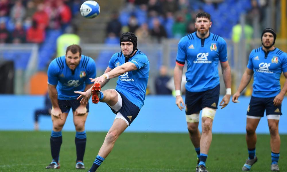 Italy continue to struggle in the Six Nations