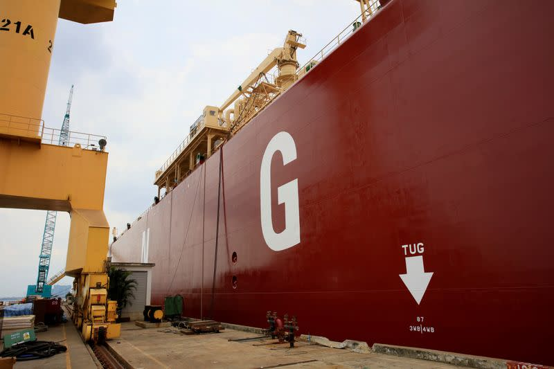 Asian spot LNG prices edge higher as supply tightens