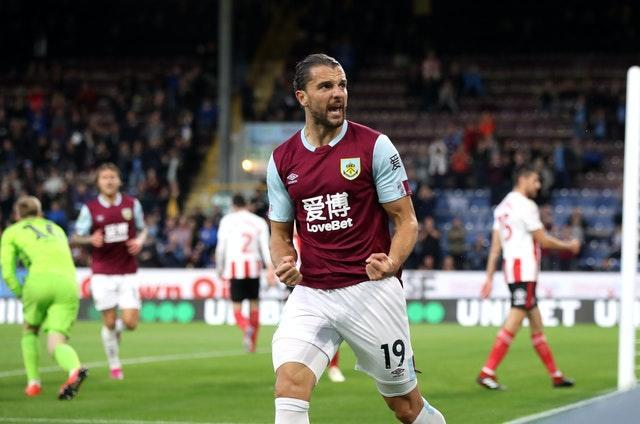 Rodriguez reopened his Burnley goalscoring account in a cup tie against Sunderland