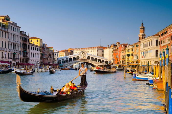 Americans wishing to visit Venice will be forced to pay for a visa under proposed rules