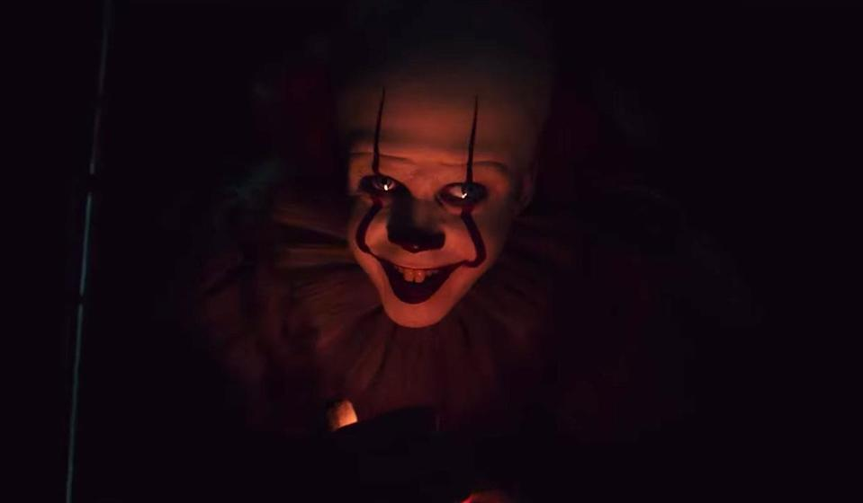 Pennywise is back (credit: Warner Brothers)