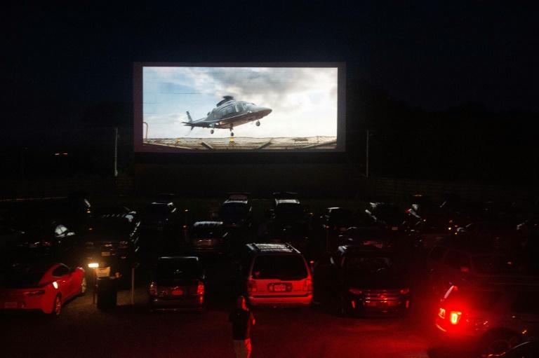 At the Family Drive-in in Stephens City, Virginia, two films cost eight dollars, with half-price entrance for kids