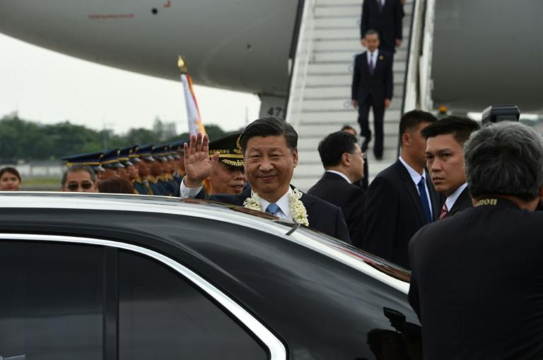 Manila is hoping the Xi visit will lock down investment deals for major infrastructure projects promised by Beijing