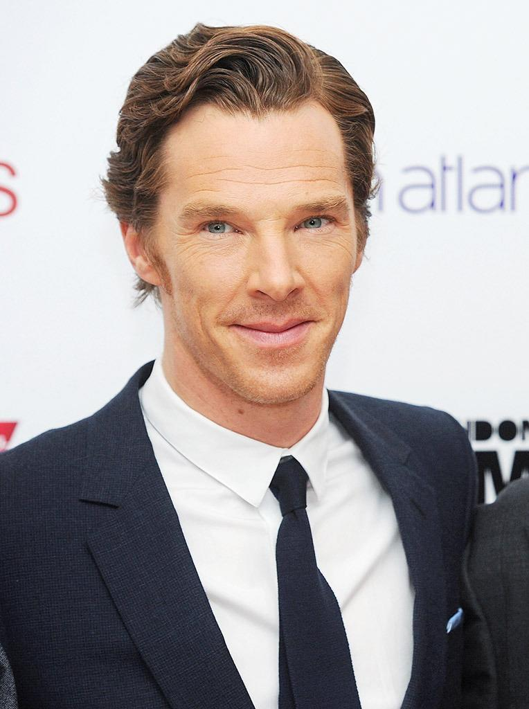 <p>Hunky actor Benedict Cumberbatch has central heterochromia, which has resulted in a pair of gorgeous eyes, which change from blue to green with a hint of gold depending on the lighting. <i>(Photo: Getty Images) </i></p>