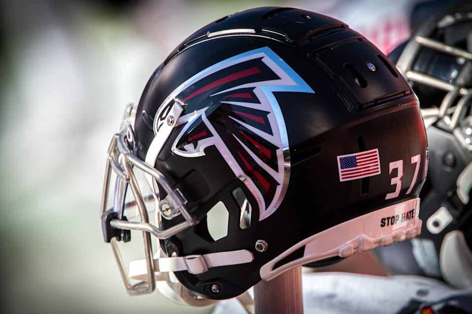 The Falcons have hired former Saints director of pro scouting Terry Fontenot as their new GM. (Photo by William Purnell/Icon Sportswire via Getty Images)